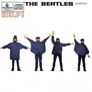 The Beatles - Help! cover art