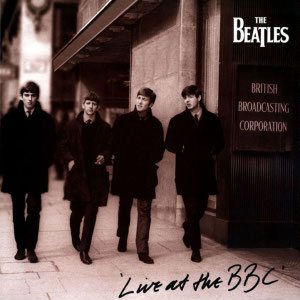The Beatles - Live at the BBC cover art