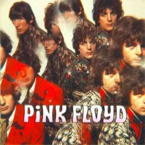 Pink Floyd - The Piper at the Gates of Dawn cover art