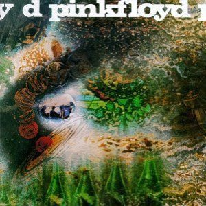 Pink Floyd - A Saucerful of Secrets cover art
