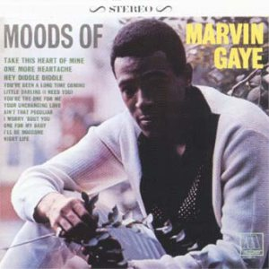 Marvin Gaye - Moods of Marvin Gaye cover art