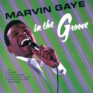 Marvin Gaye - In the Groove cover art