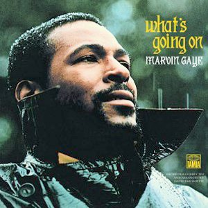 Marvin Gaye - What's Going On cover art