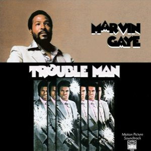 Marvin Gaye - Trouble Man cover art