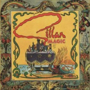 Gillan - Magic cover art
