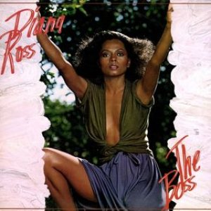Diana Ross - The Boss cover art