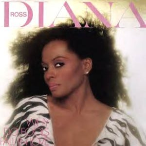 Diana Ross - Why Do Fools Fall in Love cover art