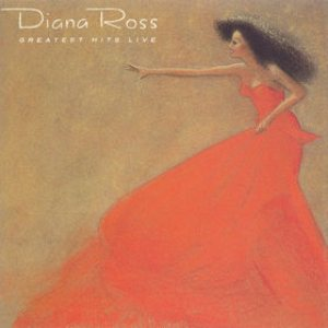 Diana Ross - Greatest Hits Live cover art