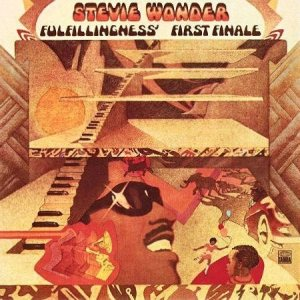 Stevie Wonder - Fulfillingness' First Finale cover art