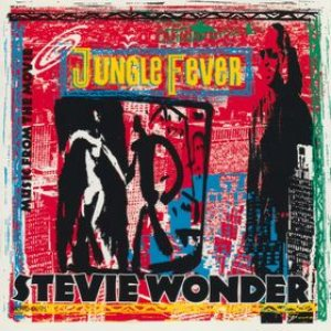 Stevie Wonder - Jungle Fever cover art