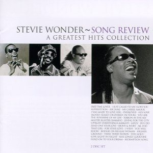 Stevie Wonder - Song Review: A Greatest Hits Collection cover art