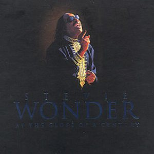 Stevie Wonder - At the Close of a Century cover art