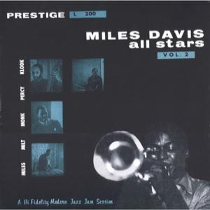 Miles Davis All Stars - Miles Davis All Stars, Vol. 2 cover art