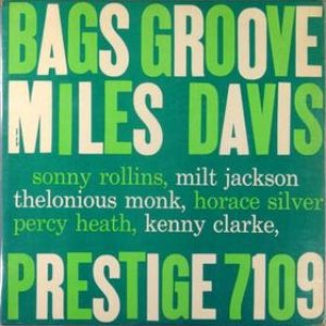 Miles Davis - Bags Groove cover art