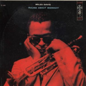 Miles Davis - 'Round About Midnight cover art