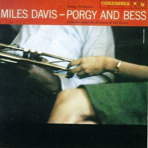 Miles Davis - Porgy and Bess cover art