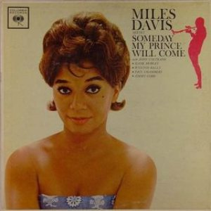 Miles Davis Sextet - Someday My Prince Will Come cover art