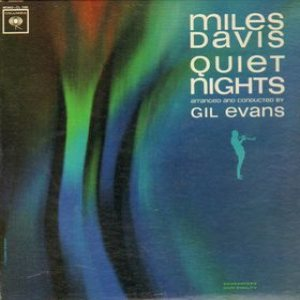 Miles Davis - Quiet Nights cover art