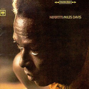 Miles Davis - Nefertiti cover art