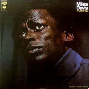 Miles Davis - In a Silent Way cover art