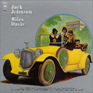 Miles Davis - A Tribute to Jack Johnson cover art