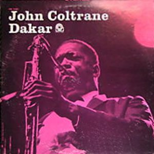 John Coltrane - Dakar cover art