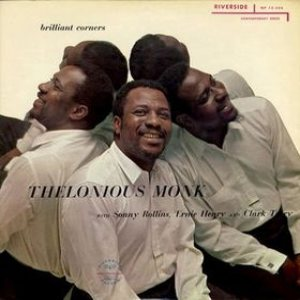 Thelonious Monk - Brilliant Corners cover art