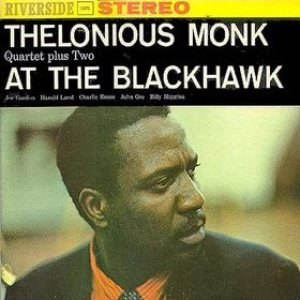Thelonious Monk - At the Blackhawk cover art