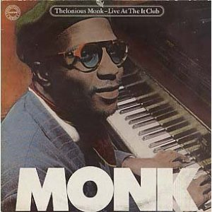 Thelonious Monk - Live at the It Club cover art