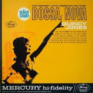 Quincy Jones - Big Band Bossa Nova cover art