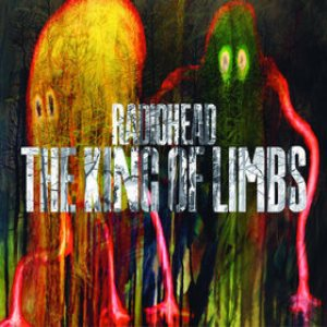 Radiohead - The King of Limbs cover art