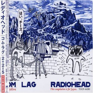 Radiohead - Com Lag: 2plus2isfive cover art