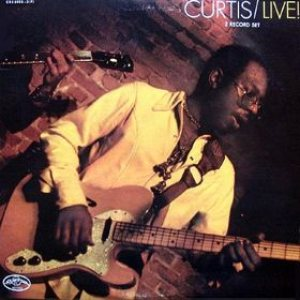 Curtis Mayfield - Curtis/Live! cover art