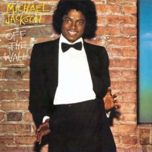 Michael Jackson - Off the Wall cover art