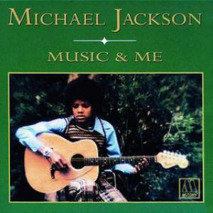 Michael Jackson - Music & Me cover art