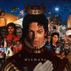 Michael Jackson - Michael cover art