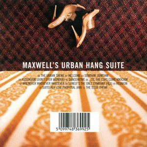 Maxwell - Maxwell's Urban Hang Suite cover art