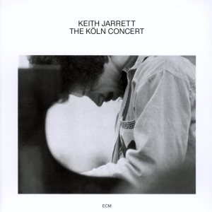 Keith Jarrett - The Köln Concert cover art