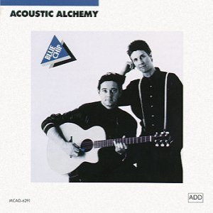 Acoustic Alchemy - Blue Chip cover art