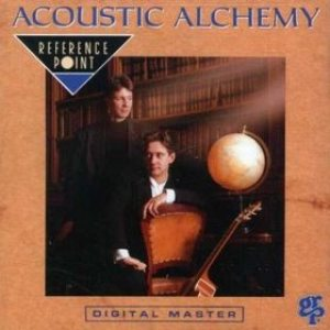 Acoustic Alchemy - Reference Point cover art