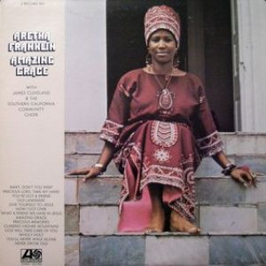 Aretha Franklin - Amazing Grace cover art