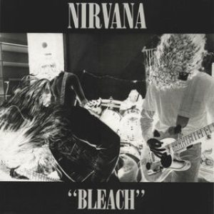 Nirvana - Bleach cover art