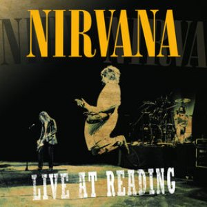 Nirvana - Live at Reading cover art