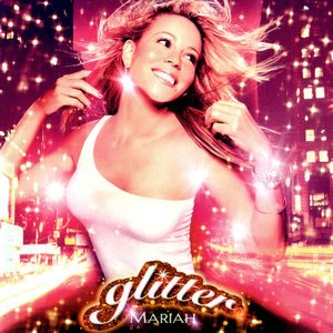 Mariah Carey - Glitter cover art