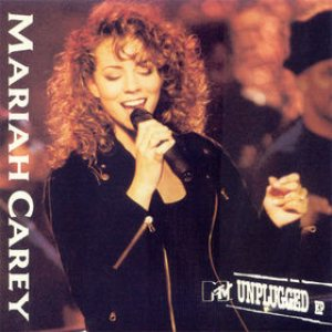 Mariah Carey - MTV Unplugged EP cover art