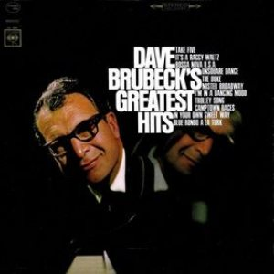 Dave Brubeck - Dave Brubeck's Greatest Hits cover art