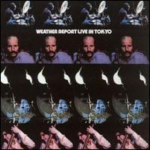 Weather Report - Live in Tokyo cover art