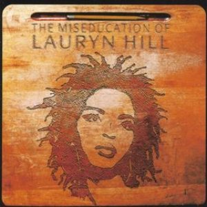 Lauryn Hill - The Miseducation of Lauryn Hill cover art
