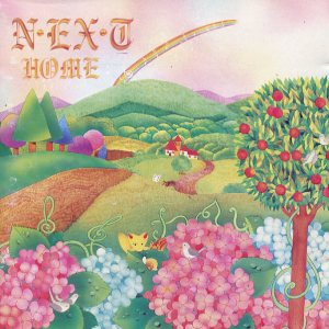 N.EX.T - Home cover art