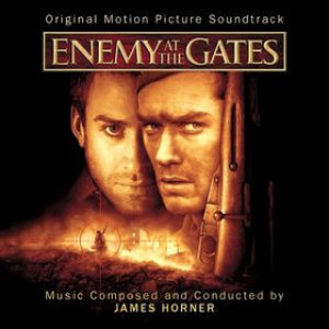 James Horner - Enemy at the Gates cover art